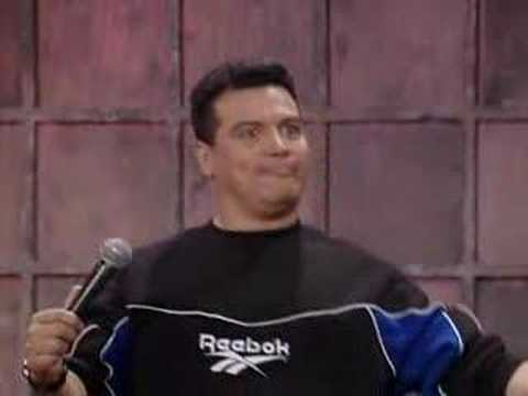Carlos Mencia - The Perfect Athletes