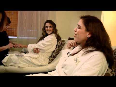 Angélica Vale en una charla intima con Karen Martínez