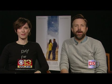 Coffee With: Jason Sudeikis and Rebecca Hall