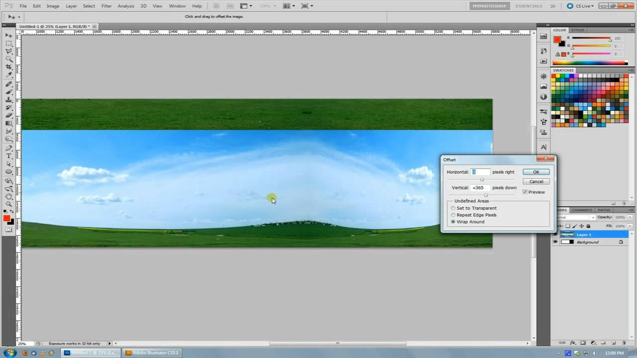 Photoshop Map Tutorial Photoshop Tutorial Faking a