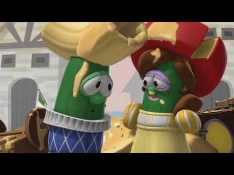 Veggietales take 38 videolike for Veggietales pistachio coloring pages