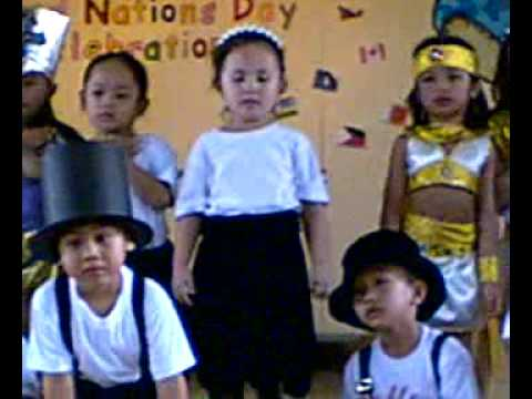Leah Navarro - Isang Mundo, Isang Awit By Jacqueline Andrieux (23oct08-sun) video