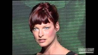 Linda Evangelista - Videofashion