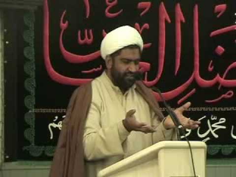 Maulana Sajid Ali Sharai Saheb  - Jashn-e-imam Ali Reza A.s(part- 3 video