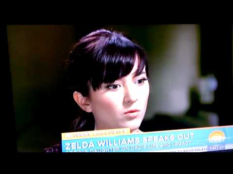 Zelda Williams first interview since Robin William