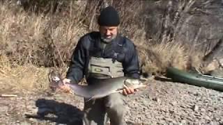 ловля ленка спиннингом на горных реках хабаровского края