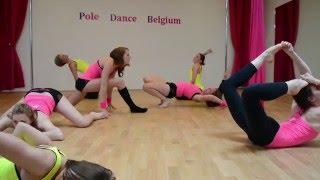 Belgium Pole Dance - Portes Ouvertes 15/05/2016