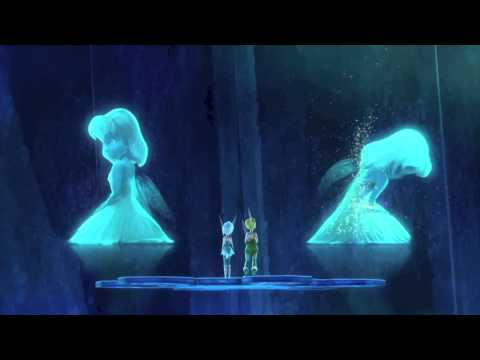 Tinkerbell Secret Of The Wings - born Of The Same Laugh Scene video