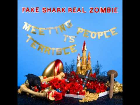 Fake Shark - Real Zombie - Jewelry