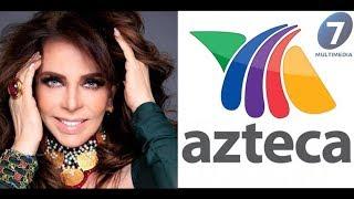 Verónica Castro con PROGRAMA en TVAzteca ?/ ¡Suéltalo Aquí! Con Angélica Palacios