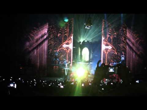 Madonna Mdna Tour - Full Opening + Girl Gone Wild - Israel Tel Aviv 31 5 2012 Hd.mp4 video