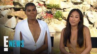 Do EJ Johnson and Dorothy Wang Have Similar Taste in Men?   Celebrity Sit Down   E! News