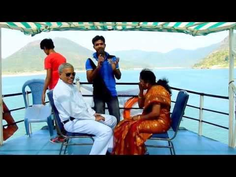 Marriage (entertainment) on Tourism boat near Papikondalu    .... Video by Tandavakrishna Tungala