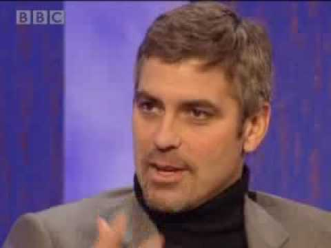George Clooney interview - Parkinson - BBC Video
