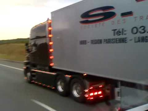 SCANIA TORPEDO LONGLINE A2O BY RB34