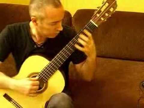 Барриос Мангоре Агустин - Choro Da Saudade Nostalgic Choro