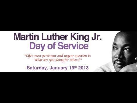 The Martin Luther King, Jr. Day of Service with UW Bothell & Cascadia Community College