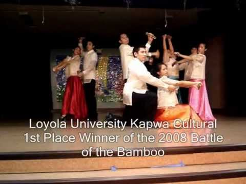 La Jota Moncadena By Loyola Kapwa Cultural video