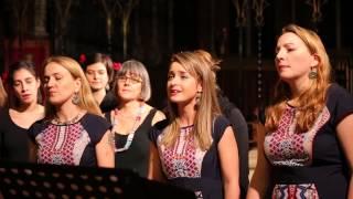 Perunika Trio Veda Slovena Bulgarian Choir Christmas Concert 14 12 13