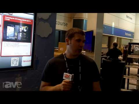 InfoComm 2013: Ron Epstein Previews Sharp's Latest Tech