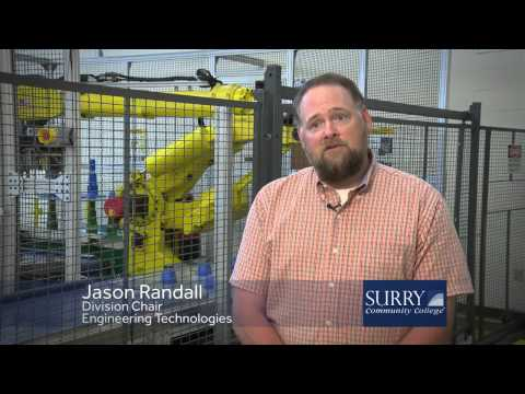 Advanced Manufacturing at Surry Community College