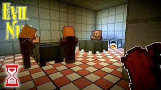Обновление #37 Добавлены дети и мальчик с синими руками   Minecraft Evil Nun