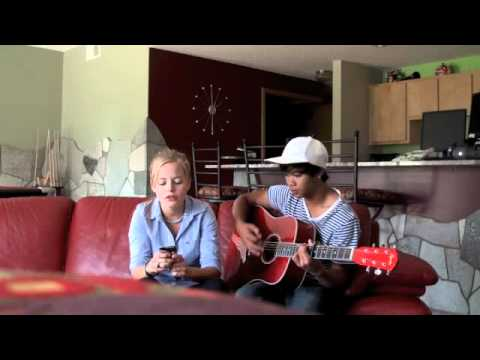 Airliner (Julia Sheer and Tyler Ward Cover) by Shelby Olson and AJ Thoms