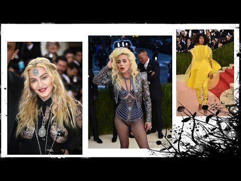 Le top 10 des pires tenues du Met Gala 2016