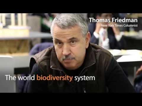 Thomas Friedman - IUCN World Conservation Congress 2016