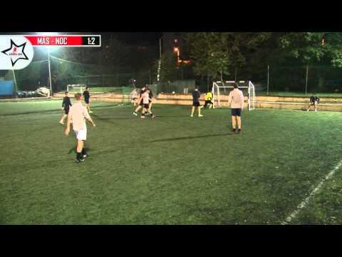 """Másnaposok - Nocckánti 2:6 - """"IV. Bikás Sport Pub Live Soccer League"""" 6.forduló - HÉTFŐ"""