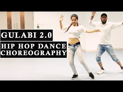 Gulabi 2.0 | Noor | Hip Hop Choreography | LiveToDance with Sonali