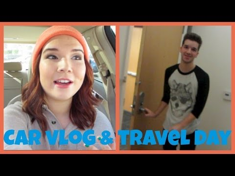Back to LA! Car Vlog & Travel Day (Lindsey's Life #84)