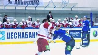 Battle Of Tough Guys in Astana! Mirasty - Gillies