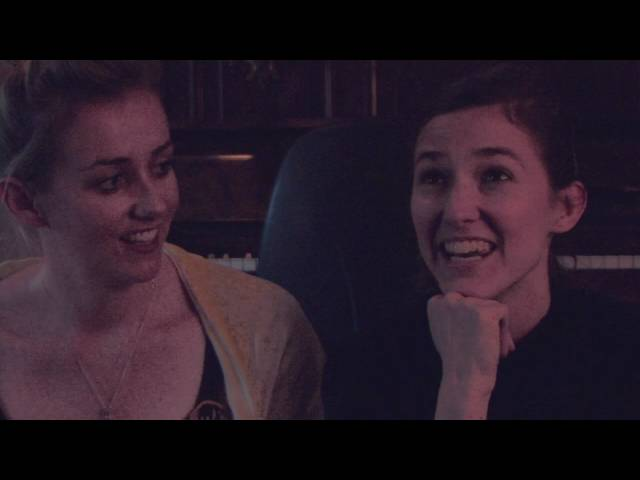 Emmy Bryce & Kate Vigo talk about their Hunter & Gatherer Tour April 2012