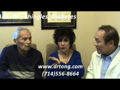 Isela - Arthritis, Shingles, Diabetes