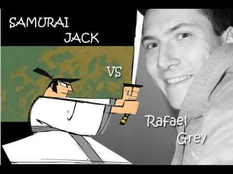 Rafael Grey - Samurai Jack (Jack is Back remix) dnb