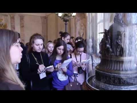 Съемка школьных мероприятий. Видеосъемка всероссийской олимпиады.