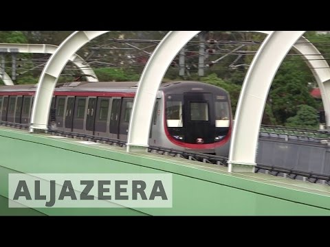 What other cities can learn from Hong Kong's transport system
