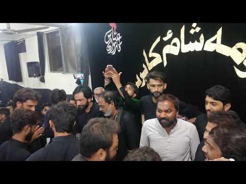 Ustad Abid Nasir New Noha - Na Behna Pehchanay Enj Lash Da Hal