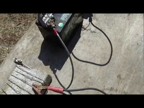 Battery Arc Welder