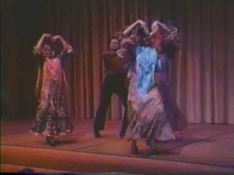Conte de Loyo Flamenco Theatre - Alegrias