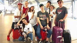 Mặc tin đồn chia tay, Diệu Nhi - Anh Tú diện giày đôi tình cảm sang Thái du lịch