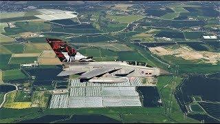 RAF Tornado - Mach Loop!