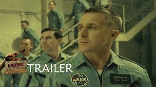First Man Trailer #2 (2018)  Ryan Gosling, Claire Foy, Pablo Schreiber/ Drama Movie HD