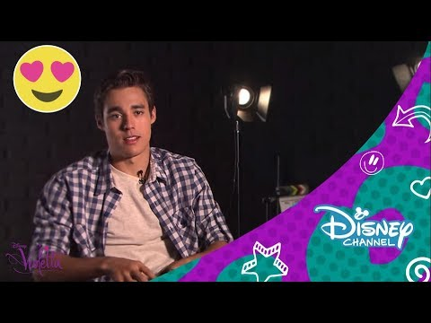 Disney Channel España | Diario de Rodaje Violetta en Madrid - La Ciudad
