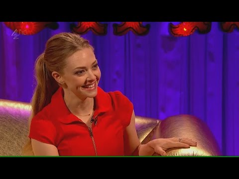 Amanda Seyfried on Alan Carr Chatty Man 2014
