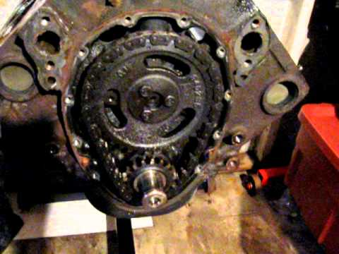 100k Timing Chain Chevy 5 7l Youtube