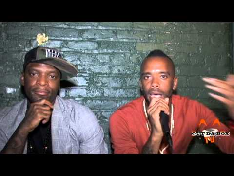 Dead Prez talk Health / Let's Get Free (Part 2) - Out Da Box TV