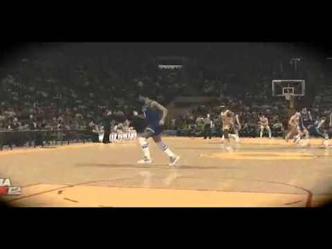 Jerry West - Half Court Buzzer Beater