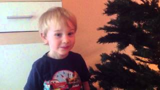 Rudi Singt O Tannenbaum ( Kofferraum Version ) - Rudi Singing O Christmas Tree (trunk Version)